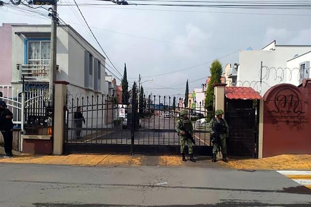 Hallan PAREJA en domicilio ASESINADA en Col. Hda. Jardín en Tultepec, Edomex. Noticias en tiempo real