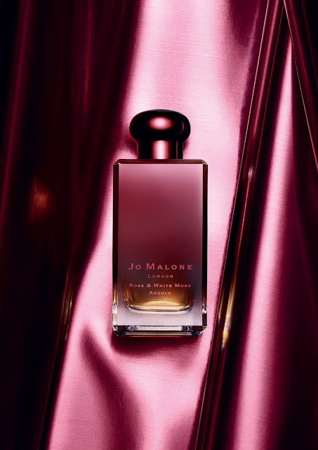 Introducing Jo Malone: Rose and White Musk Absolu
