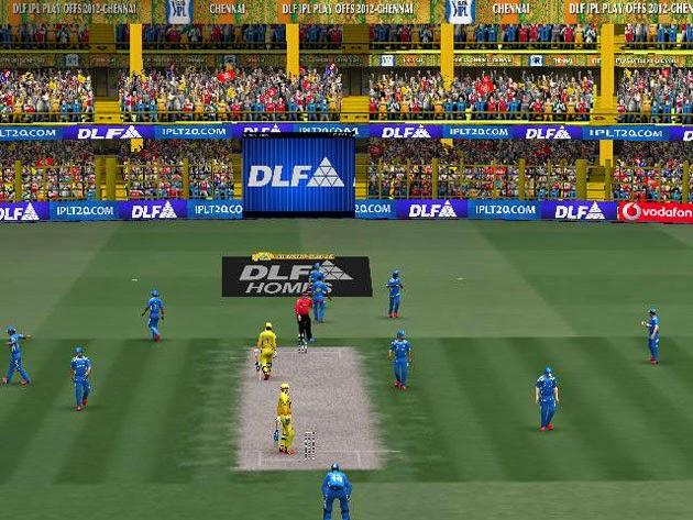 Free download dlf ipl t20 cricket game | ipl cricket games.