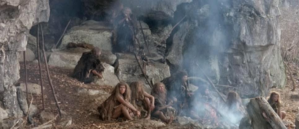 En busca del fuego - el fancine - Cine Fantástico - ÁlvaroGP