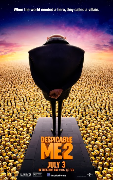 Despicable Me 3 and Minions spoilers and details