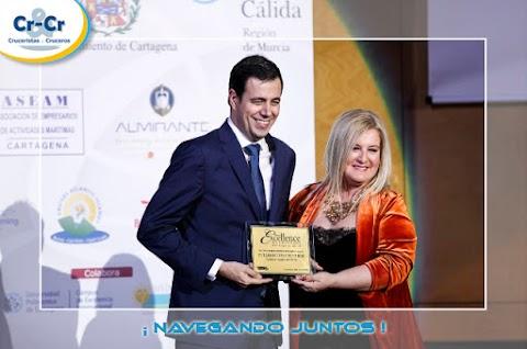 PULLMANTUR CRUCEROS, GALARDONADA CON EL PREMIO EXCELLENCE A LA MEJOR TRIPULACION POR NOVENO AÑO CONSECUTIVO
