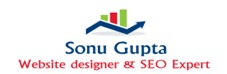 Sonu Prasad Gupta - Website Designer and SEO Expert in New Delhi & NCR, India