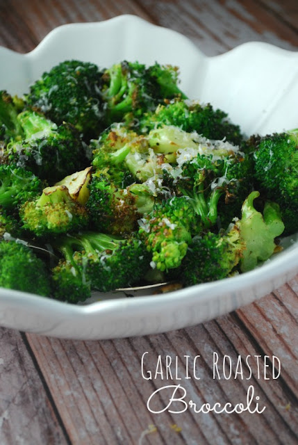 "This whole food side dish should really be labeled ""The Best Broccoli of Your Life""! Its THAT good!"