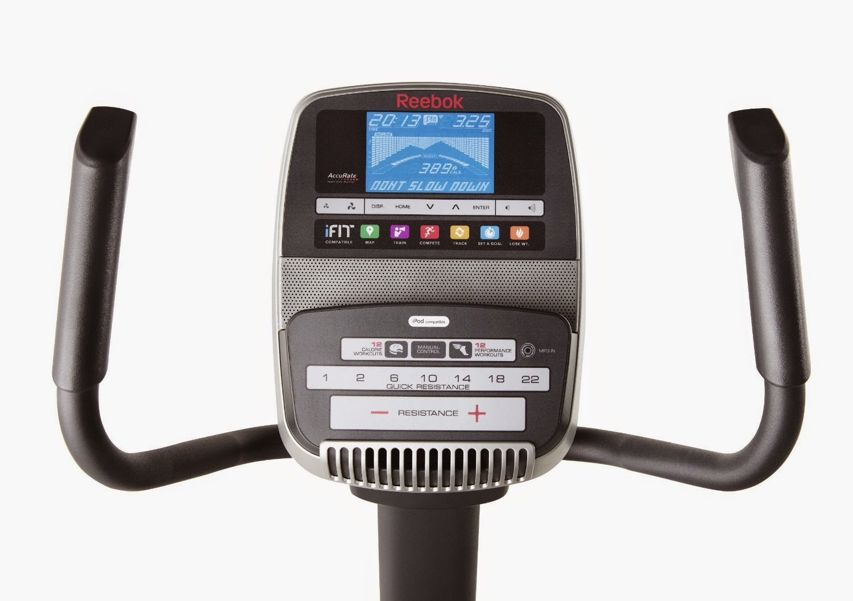 Exercise Bike Zone: Reebok 610 Recumbent Exercise Bike, Review