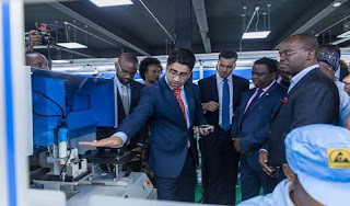 AfriOne: the first phone factory in Nigeria just opened