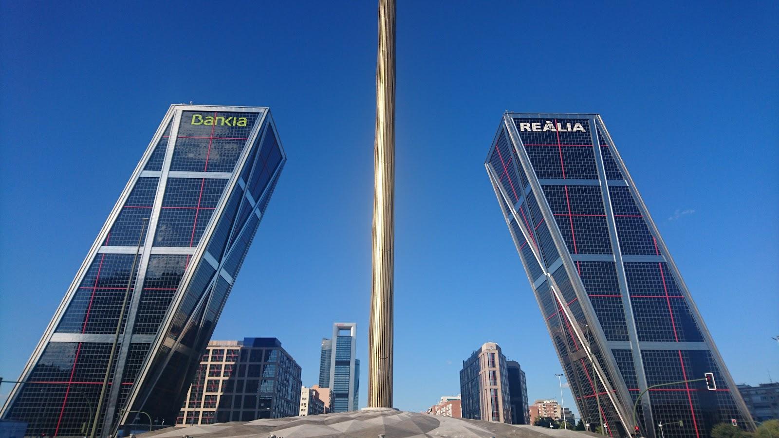 Torres kio madrid k x i i i - Torres kio arquitecto ...
