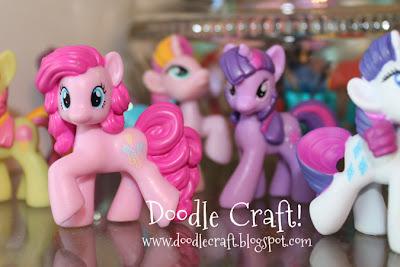 Upcycled My little Pony figurine necklace!