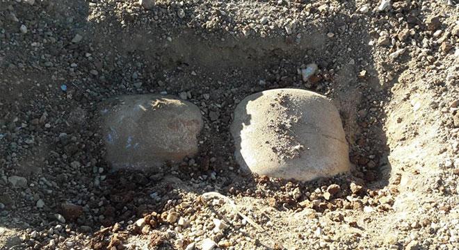 Diyarbakır Silvan'da yola tuzaklanan el yapımı patlayıcı imha edildi