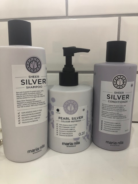 Maria Nila Silver Hair Care