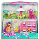 My Little Pony Cheerilee Snacks Accessory Playsets Ponyville Figure