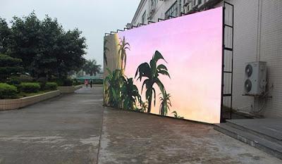 Cung cấp màn hình led p5 outdoor ngoài trời tại Hải Phòng