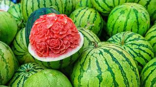 semangka,buah semangka,manfaat semangka