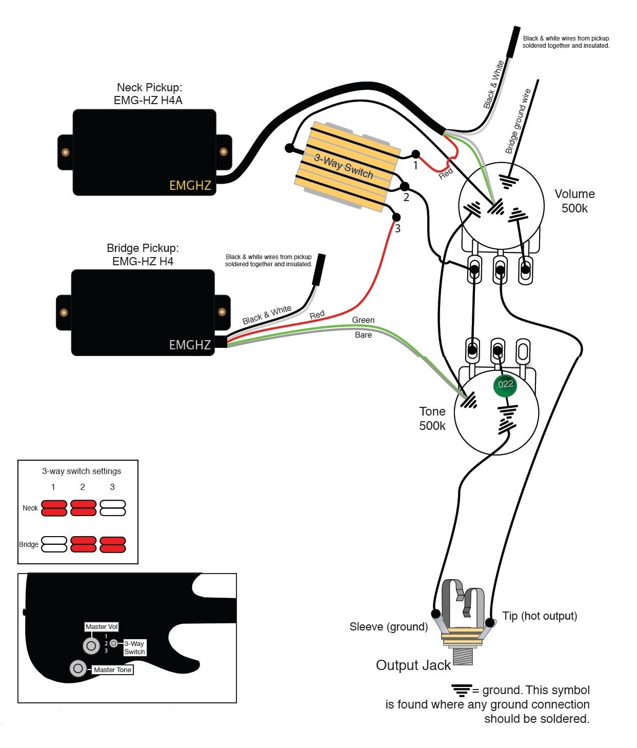 Schecter Damien 6 Wiring Diagram Jackson Wiring Diagrams