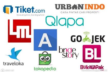 10 STARUP TERBAIK BUATAN INDONESIA