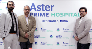 Aster Prime announces it's unique 'Aster Volunteers' program for Telangana