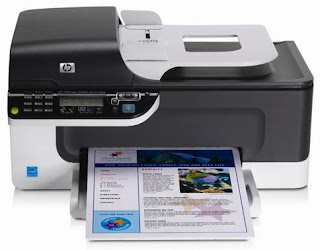 HP Officejet J4580 Printer Free Driver Download
