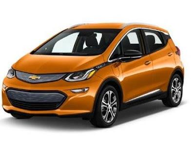 Review Chevrolet Bolt Terbaru 2017