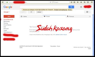 Cara Menghapus Sekaligus Email Di Gmail 2017 4