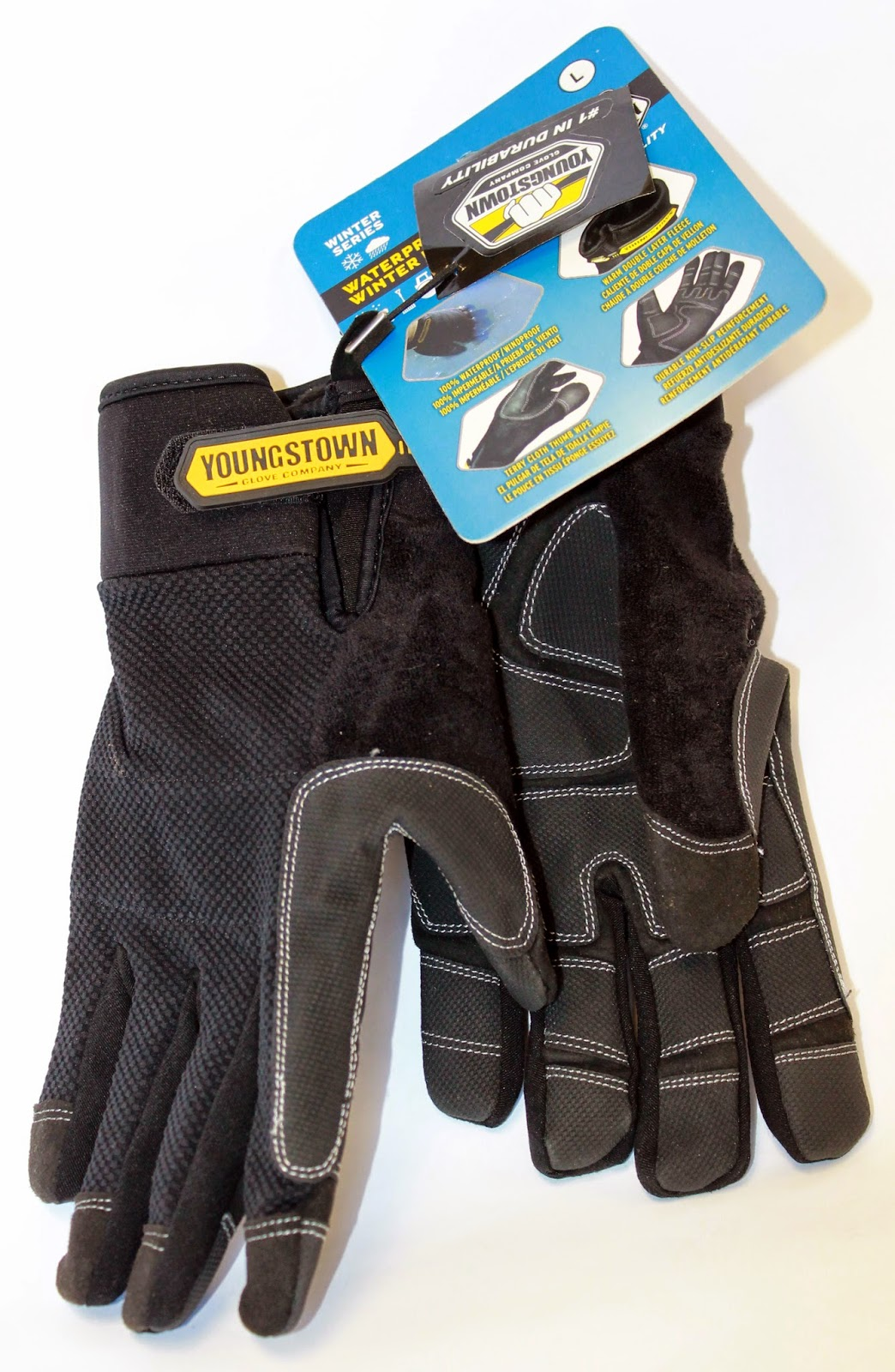 Responsible 1 Pair Skiing Gloves Kids Children Outdoor Winter Snow Professional Mitten Waterproof Windproof Warm Thick Fleece Full Fingers Providing Amenities For The People; Making Life Easier For The Population Gloves & Mittens
