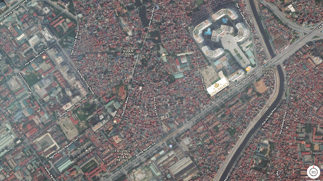 Liên kết vùng dự án King Palace Nguyễn Trãi