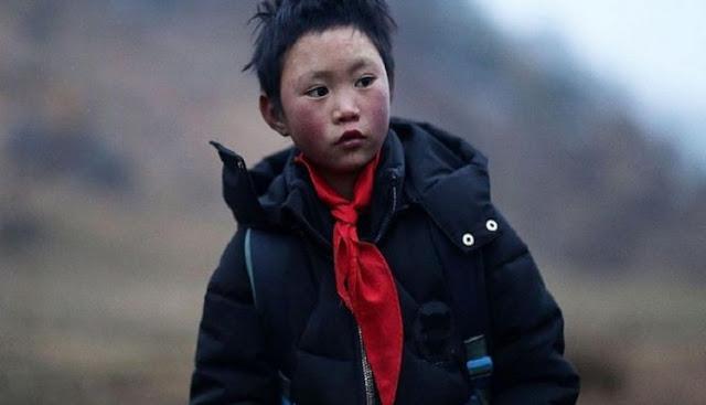 Setahun Berlalu, Beginilah Kehidupan Bocah Es yang Bersekolah Harus Menerjang Cuaca Dingin