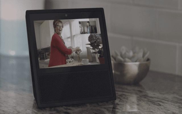 فيس بوك يبتكر جهاز جديد لاجراء مكالمات الفيديو عالية الجوده