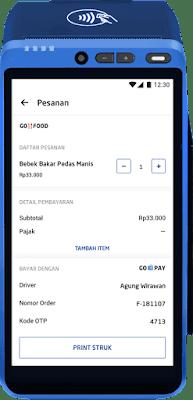 Aplikasi kasir SPOTS