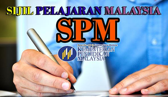 Senarai Mata Pelajaran SPM [ Sijil Pelajaran Malaysia ]
