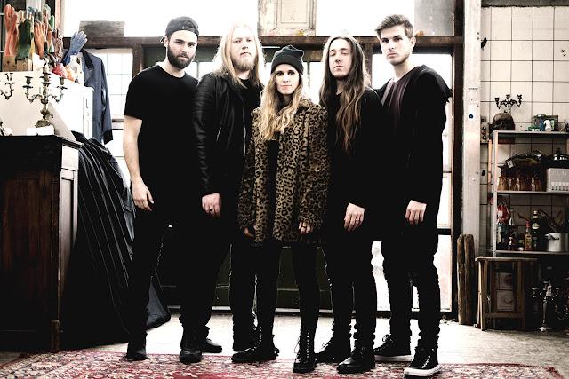 Purest Of Pain: banda com membros do DELAIN apresenta nova faixa 'Terra Nil'