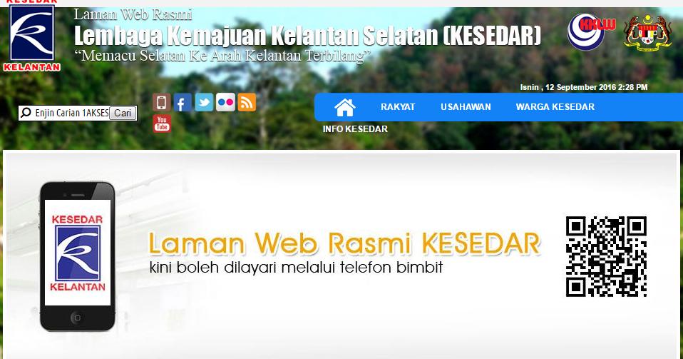 Rasmi Jawatan Kosong Kesedar Lembaga Kemajuan Kelantan Selatan Terkini 2019 Jawatan Kosong Kerajaan Swasta Terkini 2020