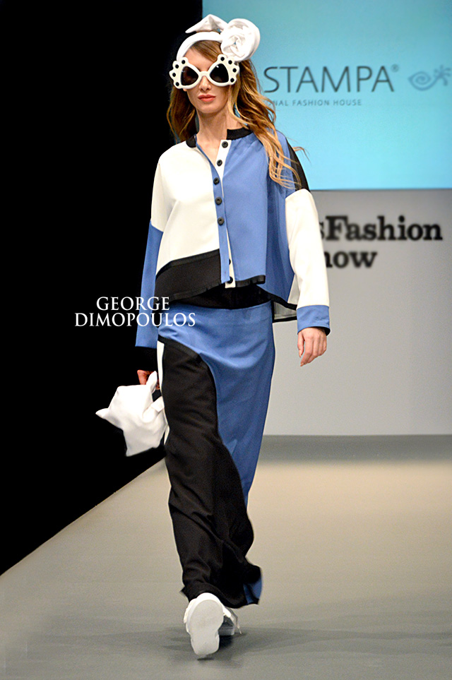 ΕΠΑΓΓΕΛΜΑΤΙΚΗ ΦΩΤΟΓΡΑΦΙΣΗ ΜΟΔΑΣ ATHENS FASHION TRADE SHOW GEORGE DIMOPOULOS PHOTOGRAPHY for LA STAMPA SS2016