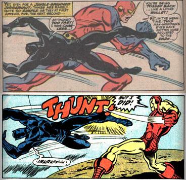 Avengers 106 Rich Buckler
