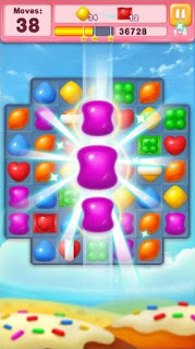Game Candy Mania App