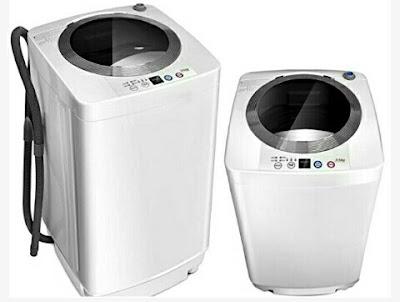 Giantex Washer / Spinner - Programmable Washing Machine