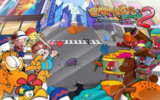 Garfield's Defense 2 Apk Mod Money Free Download For Android