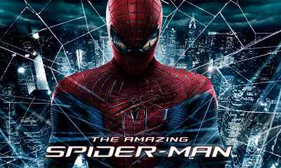 The Amazing Spider-Man (2012) Full Hindi - Tamil - Telugu - English 700mb Movies BluRay