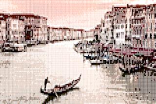 ASCII Art - Venezia-Italia - Seni ASCII