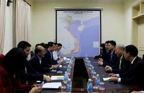 Thân phận khủng của tập đoàn Trung Quốc xin đầu tư cao tốc Bắc Nam