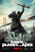 Dawn of the Planet of the Apes 2014 Dual Audio 720p BluRay ESubs Download
