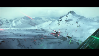 Star Wars Starkiller base battle
