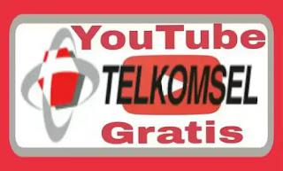 Trik Internet Gratis Telkomsel Buka YouTube Dan Semua Aplikasi Lainnya