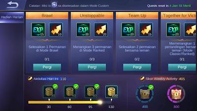 10 Cara Mendapatkan Battle Point Mobile Legend Dengan Cepat