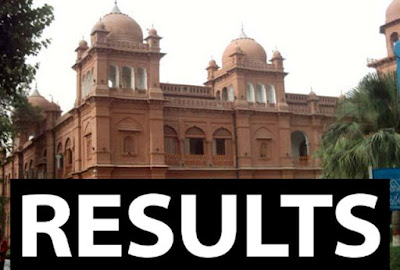 Result Punjab University M.A Urdu, English, Islamic Study,  Physics, Chemistry, Botany etc