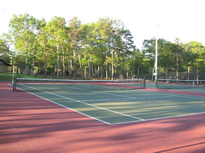 Johnny Kelley Tennis Courts