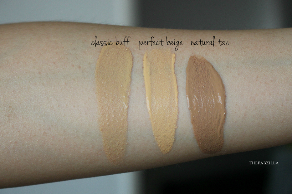 L'Oreal True Match Lumi Cushion Swatch Review, n3.5, n5.5, c5.5 swatch, review