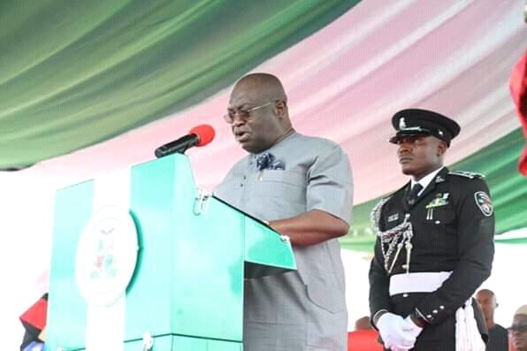 @GovernorIkpeazu Dissolves Civil Service Commission