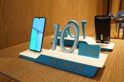 هاتف أنيق وعصري – هونر تطلق هاتفها الذكي الجديد HONOR 10 Lite بتصميم مدهش وكاميرا أمامية بدقة 24 ميغابيكسل