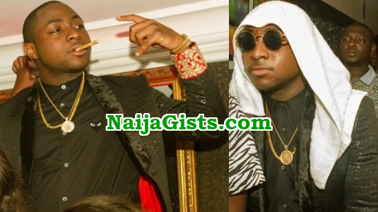 davido sacrificed friends crew members