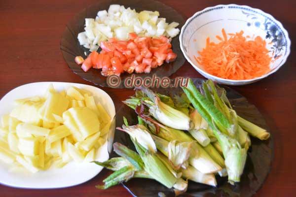 Как приготовить суп из гречихи сахалинской
